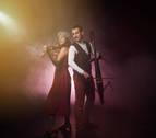 """Claudia Osés e Iván Carmona: """"Siempre buscamos ir más allá del concierto tradicional"""""""
