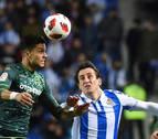 El Betis apea de la Copa a la Real tras hacer bueno el empate de la ida