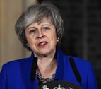 Theresa May firma la carta de dimisión como líder del Partido Conservador