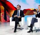 Rajoy se reivindica y pide al PP que huya del sectarismo