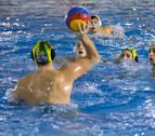 Waterpolo Navarra suma su cuarto triunfo de la Liga