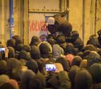 Siete detenidos y 48 investigados por los altercados tras el desalojo de Rozalejo