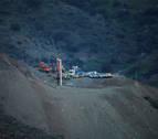 La perforación del pozo paralelo al de Julen alcanza los 52 metros