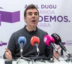 Santos no cree que sea el momento de cuestionar los liderazgos en Podemos