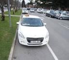 Los taxistas, pendientes de la regulación de las VTC en Navarra