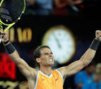 Rafa Nadal arrolla al estadounidense Tiafoe y Bautista cae ante Tsitsipas