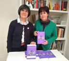 Dos profesoras presentan en Mendavia un libro de relatos de ciencia ficción
