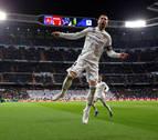 El Real Madrid remonta y da un paso firma hacia las semifinales de Copa