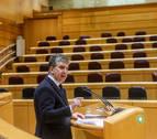 El Senado transforma el pleno de Pedro Sánchez en una reprobación a Cosidó