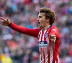 Griezmann se marcha del Atlético con el sinsabor de los títulos