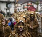 Leitza se impuso al mal tiempo con su carnaval