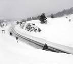 Nieve en Navarra: consulta el estado de las carreteras en tiempo real