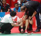Carolina Marín es operada con éxito y tiene complicado acudir al Mundial