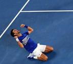 Djokovic machaca a Nadal para sellar su tercer 'Grand Slam' consecutivo