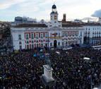 Los taxistas madrileños preparan una propuesta para reabrir la negociación