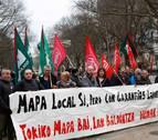 La ley del Mapa Local llegará a pleno con amplia oposición sindical