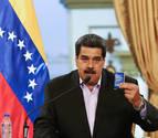 Maduro culpa a Trump de la violencia en Venezuela