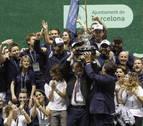 La pelota vasca, candidata a los Juegos Olímpicos de París 2024