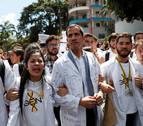 El Parlamento Europeo reconocerá a Guaidó como presidente de Venezuela