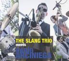 The Slang Trío y Darío Arciniega cierran en Civivox San Jorge el ciclo de jazz local