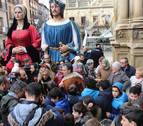 La fiesta de San Felices descorcha 800 años de historia en Navarra