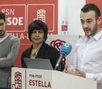 """El PSN carga contra un mapa local que """"trocea"""" y parte en dos Tierra Estella"""