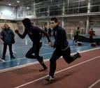 El día a día de Rubén Pascual, con discapacidad intelectual, campeón del mundo de atletismo