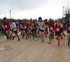 125 corredores hacen frente al barro de Lodosa