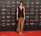 La llegada de Amaia Romero a los Premios Goya revolucionó las redes