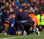 Athletic y Barça, pendientes de Messi