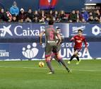 El Granada arrebata el liderato a Osasuna
