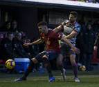 Diego Martínez no frenó la racha de Osasuna en El Sadar