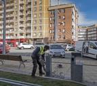 Confusión entre los conductores por el sistema de aparcamiento en Estella