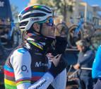 Valverde, al frente del Movistar para la Lieja, donde también estará Landa