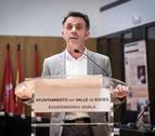 Alfonso Etxeberria (Geroa Bai) espera que el PSN le apoye como alcalde de Egüés