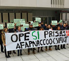 Los profesores protestan contra las oposiciones del Conservatorio Superior