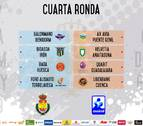 El Helvetia Anaitasuna se cruza con el Bidasoa Irún en la cuarta ronda de la Copa