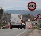 El puente de Lerín, una 'obra urgente' con dos años de retrasos