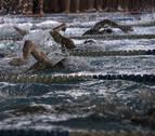 Anaitasuna no cede y es campeón navarro de natación