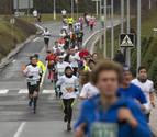 'Valientes' para correr y ayudar en la carrera contra el cáncer infantil de Pamplona