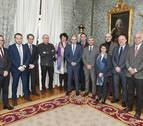 Gobierno y UPNA, juntos en su