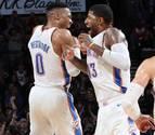 Westbrook impone una nueva marca en la NBA con 10 triples-dobles seguidos