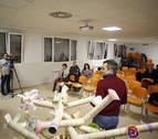 La UPNA estudia una zona nueva de ocio para la juventud de Buztintxuri
