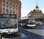 La manifestación del 8M en Pamplona modificará las líneas de villavesas