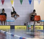 Anaitasuna acogió sábado el Campeonato Navarro absoluto de natación