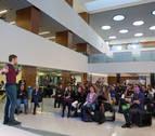 Cerca de 1.000 alumnos y 26 empresas participan en el Career Forum de la UN