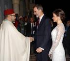 Mohamed VI y Felipe VI firman un convenio de lucha contra el crimen y acuerdos políticos