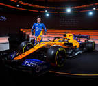 ¡Con todos ustedes, el nuevo MCL34 de McLaren!
