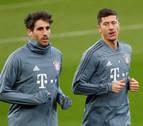 Javi Martínez no se marcha del Bayern