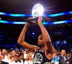 Kevin Durant, última estrella de la NBA que entra en la MLS